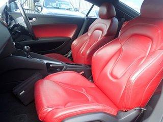 2008 Audi TT 8J 2.0 TFSI Grey Metallic 6 Speed Direct Shift Coupe