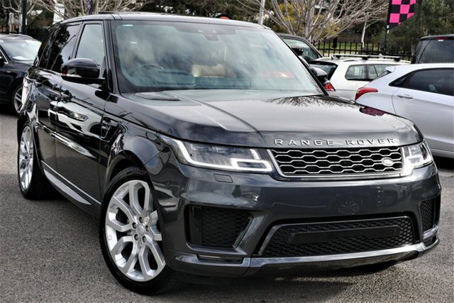 Used Land Rover Range Rover Sport L494 18MY HSE Dynamic Phillip, 2017 Land Rover Range Rover Sport L494 18MY HSE Dynamic Grey 8 Speed Sports Automatic Wagon