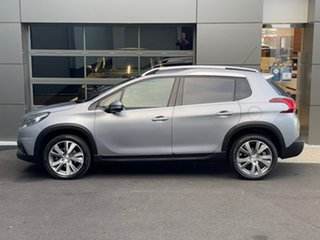2017 Peugeot 2008 A94 MY17 Allure Grey 6 Speed Sports Automatic Wagon