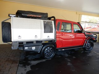 2017 Mahindra Pik-Up S10 MY18 4WD Red 6 Speed Manual Dual Cab Utility.