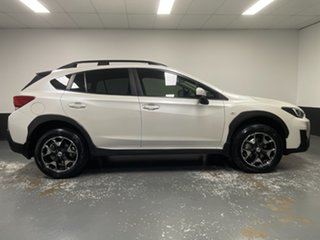 2018 Subaru XV G5X MY18 2.0i Lineartronic AWD White 7 Speed Constant Variable Wagon