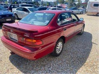 2000 Toyota Avalon MCX10R CSX Red 4 Speed Automatic Sedan.