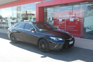 2017 Toyota Camry ASV50R RZ Black 6 Speed Sports Automatic Sedan.