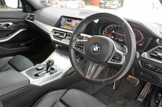 2019 BMW 330i F30 LCI M Sport White 8 Speed Auto Steptronic Sport Sedan