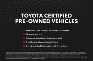2018 Toyota Landcruiser Prado GDJ150R Kakadu Black 6 Speed Sports Automatic Wagon.