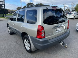 2005 Mazda Tribute MY2004 Limited Sport Gold 4 Speed Automatic Wagon