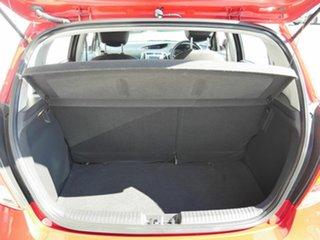 2014 Hyundai i20 PB MY15 Active Red 6 Speed Manual Hatchback