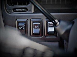 2005 Mitsubishi Delica PD6W Spacegear Silver 4 Speed Automatic Van Wagon