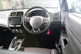 2018 Mitsubishi ASX XC MY19 ES 2WD ADAS Blue 1 Speed Constant Variable Wagon