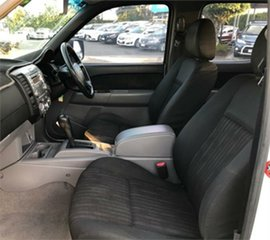 2009 Ford Ranger PK XL White 5 Speed Automatic Utility