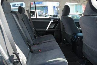 2017 Toyota Landcruiser Prado GDJ150R GXL Green 6 Speed Sports Automatic Wagon