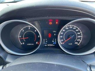 2011 Mitsubishi ASX XA MY12 6 Speed Manual Wagon