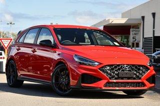 2021 Hyundai i30 Pde.v4 MY22 N Engine Red 6 Speed Manual Hatchback.