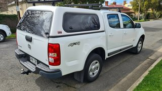 2019 Holden Colorado RG MY19 LS (4x4) (5Yr) White 6 Speed Automatic Crew Cab Chassis
