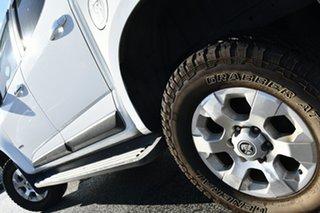 2012 Holden Colorado RG MY13 LTZ Crew Cab White 6 Speed Sports Automatic Utility.