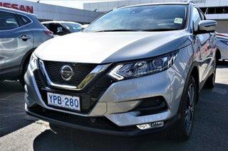 2021 Nissan Qashqai J11 Series 3 MY20 ST-L X-tronic Platinum 1 Speed Constant Variable Wagon.