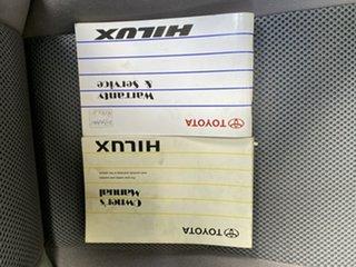 2006 Toyota Hilux KUN26R MY07 SR5 Beige 5 Speed Manual Utility