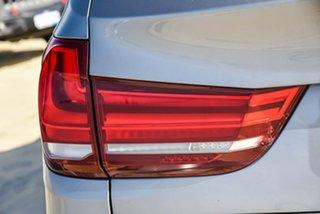 2017 BMW X5 F15 M50D Grey 8 Speed Sports Automatic Wagon