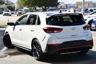 2021 Hyundai i30 Pde.v4 MY22 N D-CT Premium Polar White 8 Speed Automatic Hatchback.