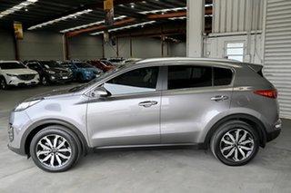 2018 Kia Sportage QL MY18 SLi 2WD Grey 6 Speed Sports Automatic Wagon