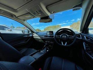 2016 Mazda 3 BM5438 SP25 SKYACTIV-Drive Astina White 6 Speed Sports Automatic Hatchback