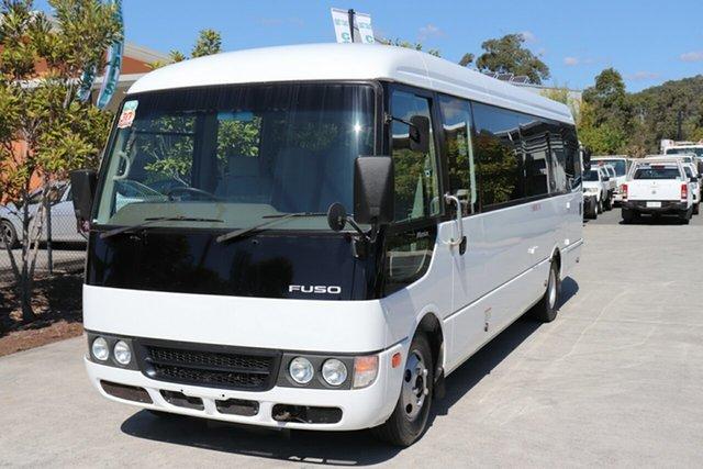 Used Mitsubishi Rosa BE64D Deluxe Robina, 2011 Mitsubishi Rosa BE64D Deluxe White Automatic Midi Coach