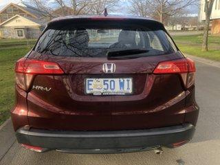 2016 Honda HR-V MY16 VTi Burgundy 1 Speed Constant Variable Hatchback