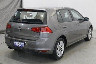 2014 Volkswagen Golf VII MY14 90TSI Comfortline Grey 6 Speed Manual Hatchback