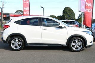 2017 Honda HR-V MY17 Limited Edition White Orchid 1 Speed Constant Variable Hatchback