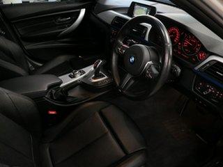 2014 BMW 3 Series F30 MY1114 320i M Sport White 8 Speed Sports Automatic Sedan