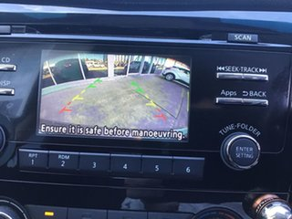 2015 Nissan Qashqai J11 ST Grey 1 Speed Constant Variable Wagon