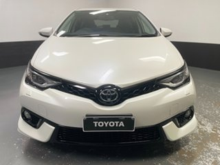 2016 Toyota Corolla ZRE182R ZR S-CVT Blizzard 7 Speed Constant Variable Hatchback.