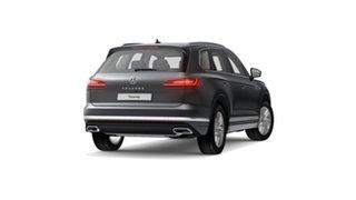2021 Volkswagen Touareg CR 170TDI Silicon Grey Metallic 8 Speed Automatic SUV