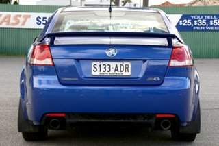 2007 Holden Commodore VE SV6 Blue 5 Speed Sports Automatic Sedan