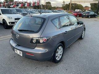 2008 Mazda 3 BK10F2 Neo Grey 5 Speed Manual Hatchback