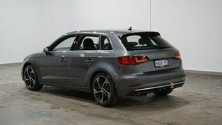 2019 Audi A3 8V MY19 40 TFSI Sportback S Tronic Grey 7 Speed Sports Automatic Dual Clutch Hatchback.
