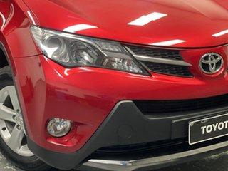 2014 Toyota RAV4 ALA49R MY14 GXL AWD Burgundy 6 Speed Sports Automatic Wagon.