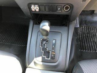2016 Mitsubishi Triton White 5 Speed Automatic Utility