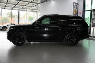 2018 Land Rover Range Rover L405 19MY Autobiography Black 8 Speed Sports Automatic Wagon