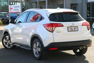 2017 Honda HR-V MY17 Limited Edition White Orchid 1 Speed Constant Variable Hatchback.