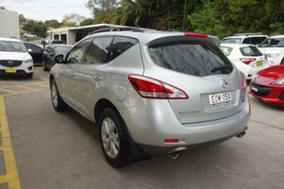 2013 Nissan Murano Z51 Series 3 ST Silver 6 Speed Constant Variable Wagon