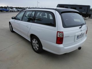 2007 Holden Commodore VZ Executive White 4 Speed Automatic Wagon