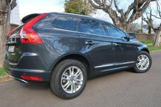 2013 Volvo XC60 DZ MY14 T5 PwrShift Luxury Grey 6 Speed Sports Automatic Dual Clutch Wagon.