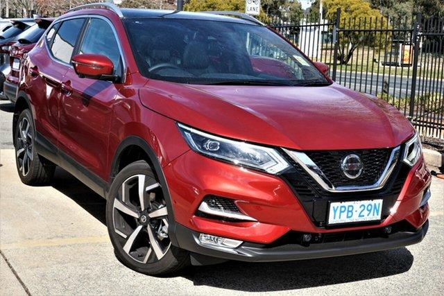 Demo Nissan Qashqai Phillip, QASHQAI Ti 2WD 2.0L Petrol CVT