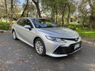 2021 Toyota Camry ASV70R Ascent Silver 6 Speed Sports Automatic Sedan.