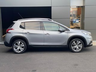 2017 Peugeot 2008 A94 MY17 Allure Grey 6 Speed Sports Automatic Wagon.