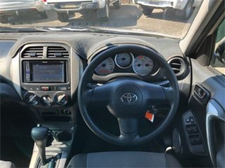 2005 Toyota RAV4 ACA23R CV 4 Speed Automatic Wagon