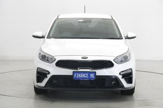 2019 Kia Cerato BD MY19 Sport+ Snow White Pearl 6 Speed Sports Automatic Hatchback.
