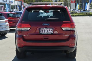 2014 Jeep Grand Cherokee WK MY15 Laredo Red 8 Speed Sports Automatic Wagon