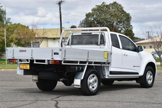 2019 Holden Colorado RG MY20 LS Space Cab White 6 Speed Sports Automatic Cab Chassis